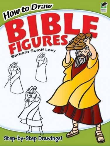 9780486472379: How to Draw Bible Figures (Dover How to Draw)