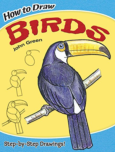 9780486472409: How to Draw Birds (Dover How to Draw)