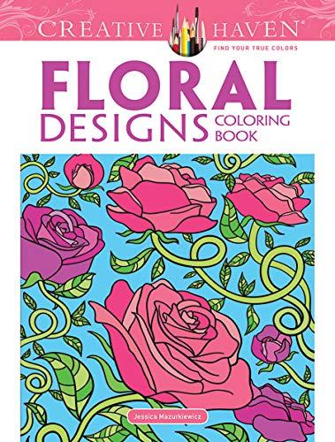 9780486472454: Floral Designs