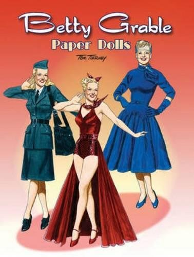 9780486472485: Betty Grable Paper Dolls