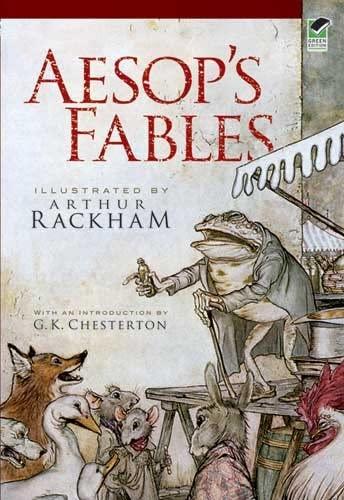 9780486472546: Aesop's Fables (Dover Children's Classics)