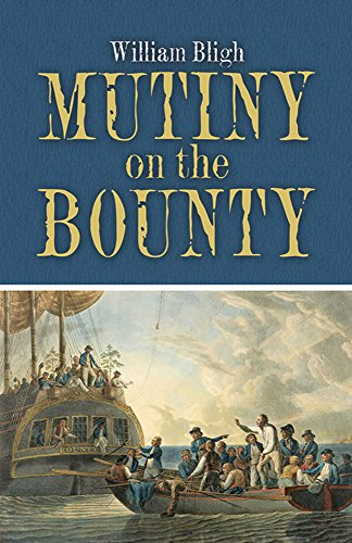 9780486472577: Mutiny on the Bounty (Dover Books on Literature & Drama)