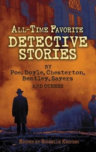 9780486472744: All-Time Favorite Detective Stories (Dover Mystery, Detective, Ghost Stories and Other Fiction)