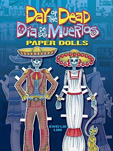 9780486472850: Day of the Dead/Día de los Muertos Paper Dolls (Dover Paper Dolls)