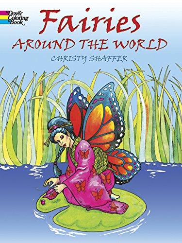 9780486472898: Fairies Around the World (Dover Coloring Books)