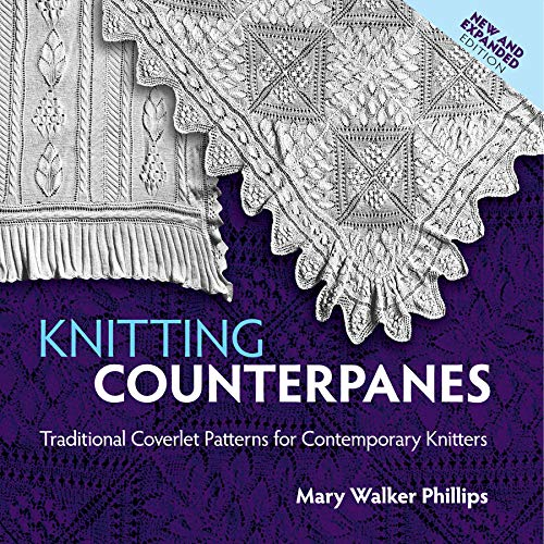 9780486473086: Knitting Counterpanes: Traditional Coverlet Patterns for Contemporary Knitters