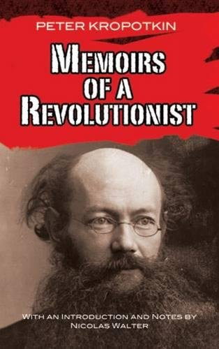 9780486473161: Memoirs of a Revolutionist (Dover Books on History, Political and Social Science)
