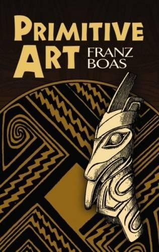 9780486473307: Primitive Art (Dover Books on Anthropology and Folklore)