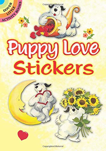 9780486473376: Puppy Love Stickers