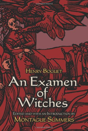 9780486473581: An Examen of Witches (Dover Occult)