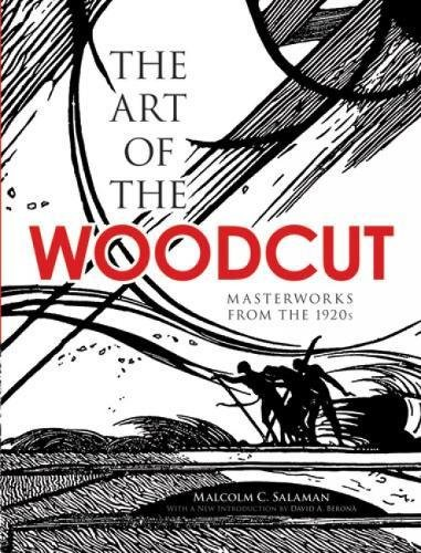 9780486473598: The Art of the Woodcut: Masterworks from the 1920s (Dover Fine Art, History of Art)