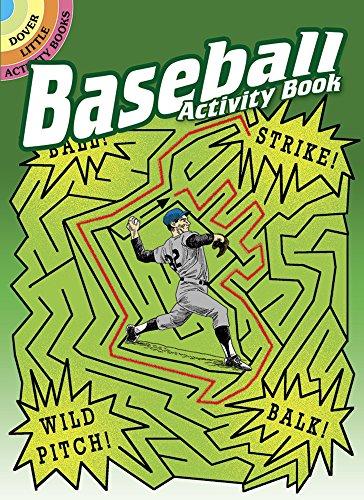 Baseball Activity Book (Dover Little Activity Books): Tony J. Tallarico