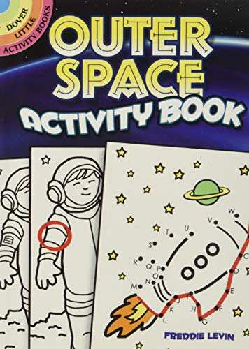 Outer Space Activity Book (Dover Little Activity: Freddie Levin
