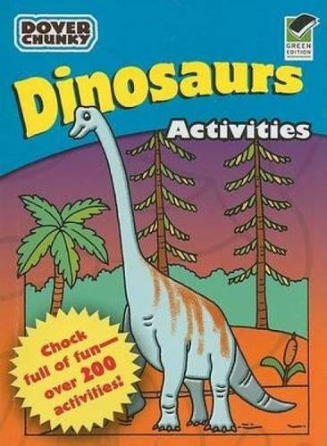 9780486474267: Dinosaurs Activities Dover Chunky Book (Dover Little Activity Books)