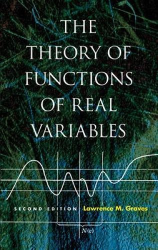 9780486474342: Theory of Functions of Real Variables (Dover Books on Mathematics)
