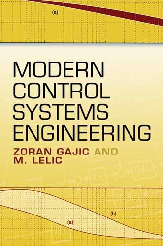 9780486474557: Modern Control Systems Engineering (Dover Books on Electrical Engineering)