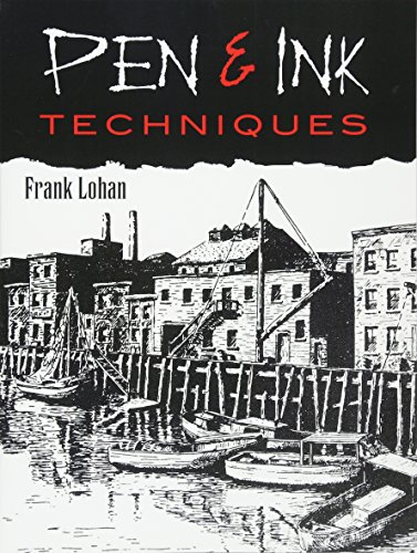 9780486474564: Pen & Ink Techniques (Dover Art Instruction)