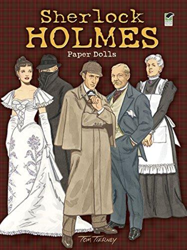 9780486474816: Sherlock Holmes Paper Dolls (Dover Paper Dolls)