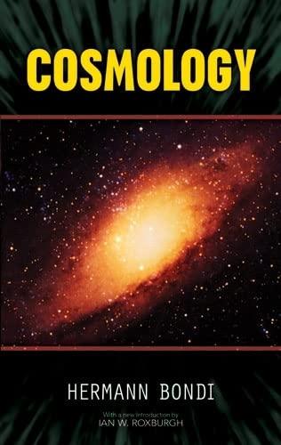 9780486474830: Cosmology