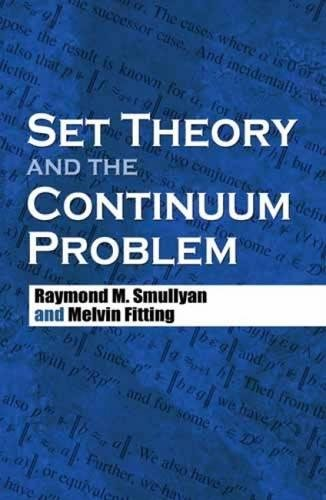 9780486474847: Set Theory and the Continuum Problem (Dover Books on Mathematics)