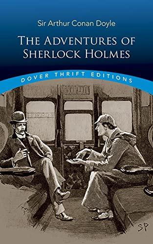 9780486474915: The Adventures of Sherlock Holmes
