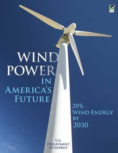 9780486475004: Wind Power in America's Future: 20% Wind Energy by 2030