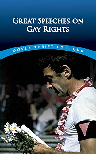 9780486475127: Great Speeches on Gay Rights (Dover Thrift Editions)