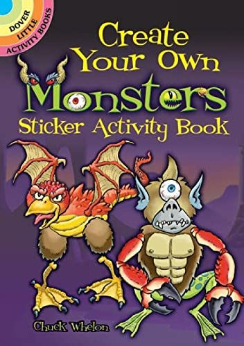 9780486475158: Create Your Own Monsters