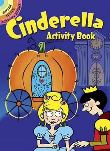 9780486475172: Cinderella Activity Book (Dover Little Activity Books)