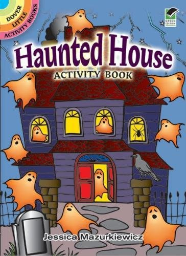 9780486475226: Haunted House Activity Book (Dover Little Activity Books)