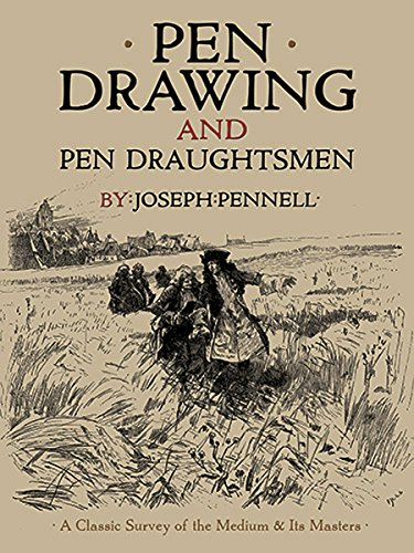 9780486475424: Pen Drawing and Pen Draughtsmen: A Classic Survey of the Medium and Its Masters (Dover Fine Art, History of Art)