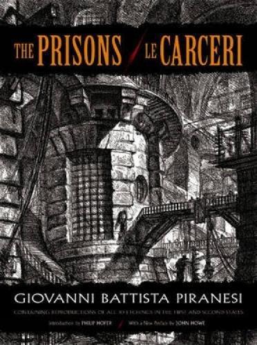 9780486475516: The Prisons / Le Carceri