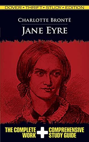 Jane Eyre (Dover Thrift Study Edition): Bronte, Charlotte