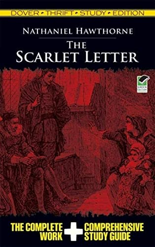 9780486475691: The Scarlet Letter (Dover Thrift Study Edition)