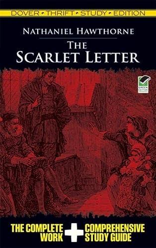 9780486475691: The Scarlet Letter