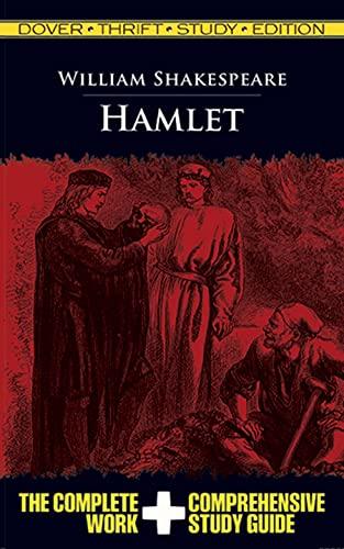Hamlet (Dover Thrift Study Edition): William Shakespeare