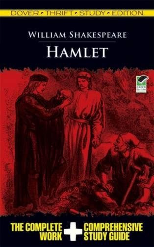 9780486475721: Hamlet (Dover Thrift Study Editions)