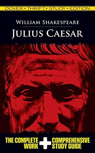 9780486475776: Julius Caesar (Dover Thrift Study Edition)