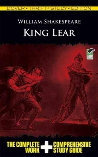 9780486475813: King Lear (Dover Thrift Study Edition)