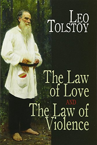 9780486475943: The Law of Love and The Law of Violence (Dover Books on Western Philosophy)