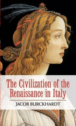 9780486475974: The Civilization of the Renaissance in Italy