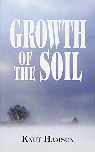 9780486476001: Growth of the Soil (Dover Books on Literature & Drama)