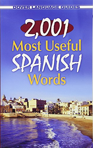9780486476162: 2,001 Most Useful Spanish Words (Dover Language Guides Spanish)