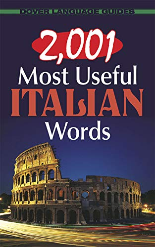 9780486476254: 2,001 Most Useful Italian Words (Dover Language Guides Italian)