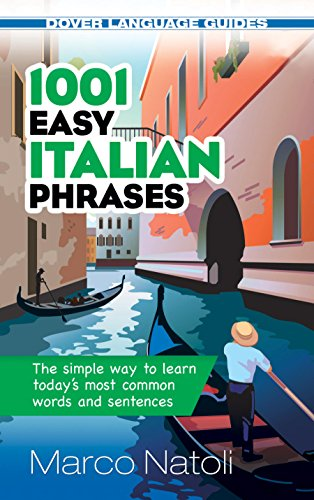 9780486476292: 1001 Easy Italian Phrases (Dover Language Guides Italian)