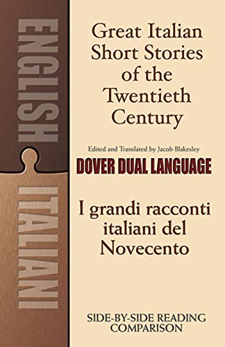 9780486476315: Great Italian Short Stories of the Twentieth Century / I Grandi Racconti Italiani del Novecento: A Dual-language Book
