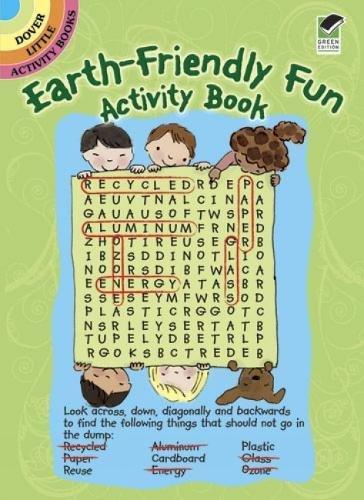 9780486476766: Earth-Friendly Fun Activity Book (Dover Little Activity Books)