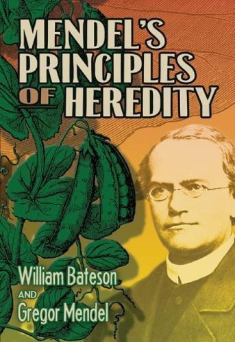 9780486477015: Mendel's Principles of Heredity (Dover Books on Biology)