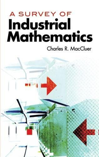 9780486477022: A Survey of Industrial Mathematics (Dover Books on Mathematics)