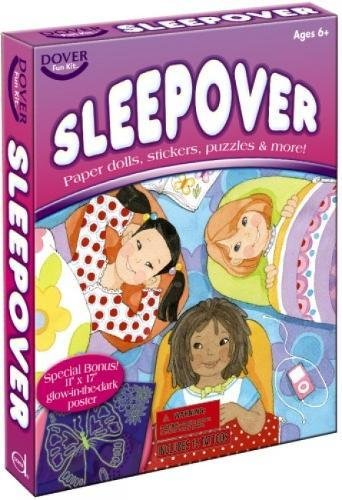 9780486477114: Sleepover Fun Kit (Dover Fun Kits)